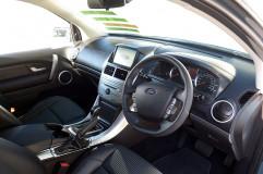 2016 Ford Territory SZ MKII TS Wagon