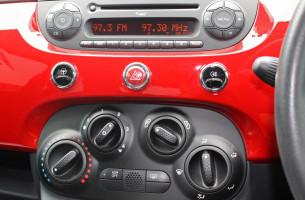 2013 Fiat 500 Series 1 Hatchback