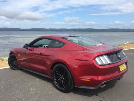 2017 Ford Mustang FM GT Fastback Fastback