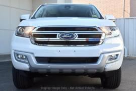 2018 Ford Everest UA Trend 4WD Wagon