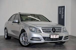 Mercedes-Benz C250 Cdi BLUEEFFICIENCY AVANTGARDE W204 MY11