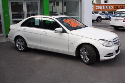 Mercedes-Benz C200 Avantgarde W204  BlueEffici