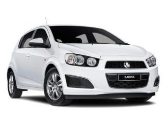 Holden Barina CD Hatch TM
