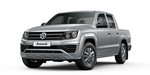 2017 Volkswagen Amarok 2H Core Dual Cab 4x4 Cab chassis