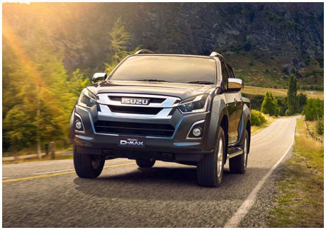 D-MAX Isuzu UTE 5 Year Warranty