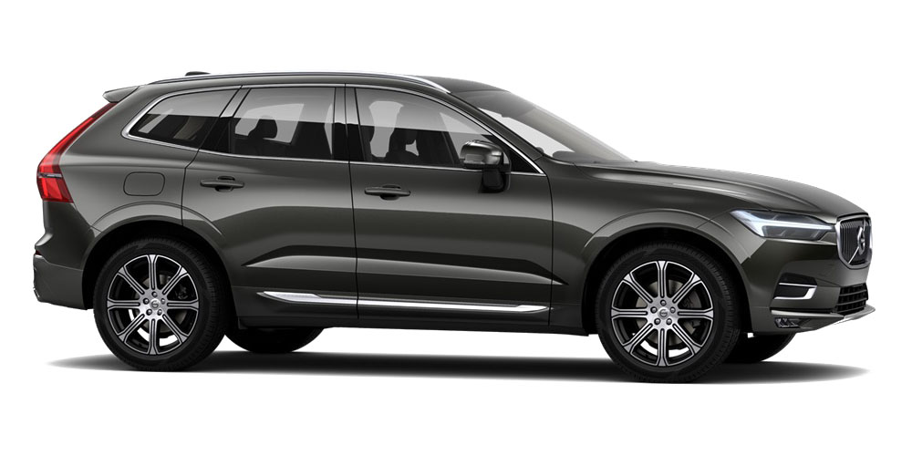 2017 MY18 Volvo XC60 UZ D4 Inscription Sedan