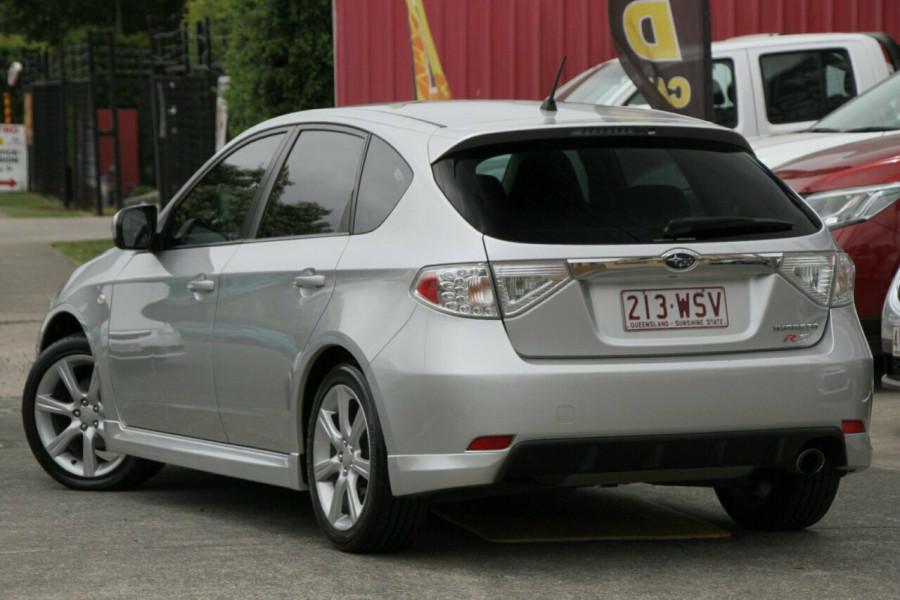 2008 Subaru Impreza G3 MY08 RS AWD Hatchback
