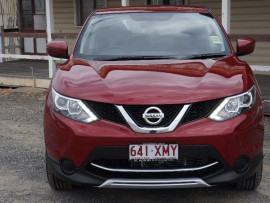 Nissan QASHQAI ST N-Sport J11