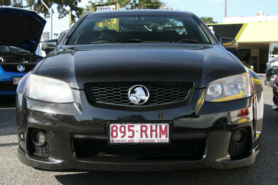 2010 Holden Ute VE II SV6 Utility