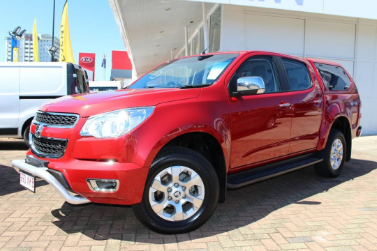 Holden Colorado LTZ RG MY15