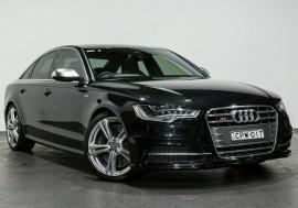 Audi S6 S tronic quattro 4G MY13