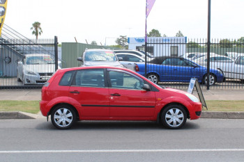 2004 Ford Fiesta WP Hatch