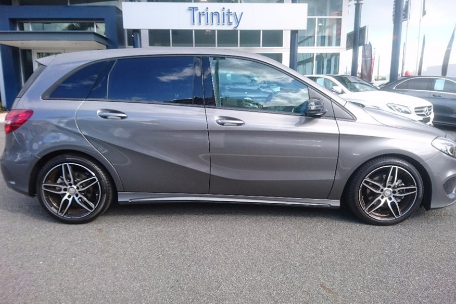 2016 mercedes benz b180 for sale in cairns trinity auto for Mercedes benz c123 for sale