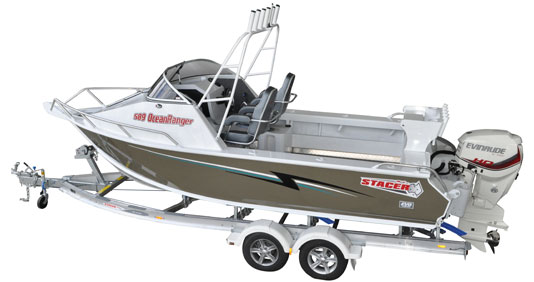 589 Ocean Ranger Options
