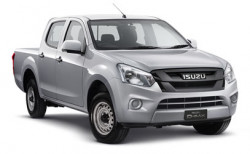 New Isuzu UTE 4x2 SX Crew Cab Ute Low-Ride