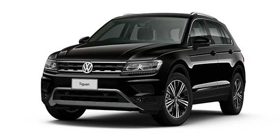 2018 Volkswagen Tiguan 5N Adventure Wagon