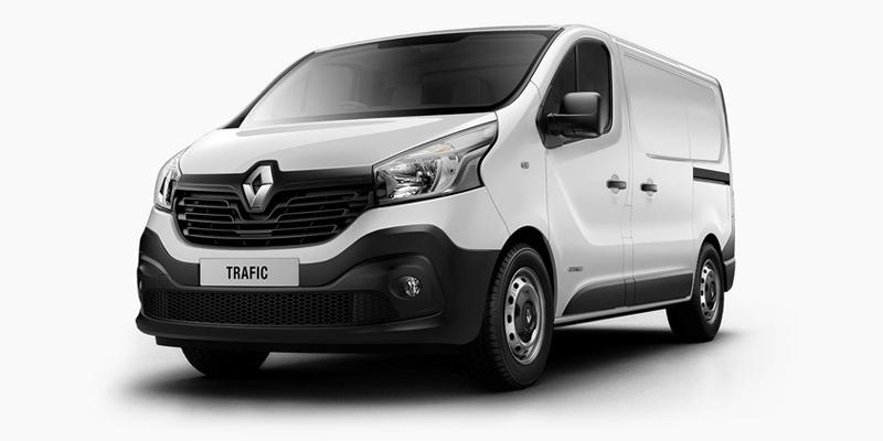 2016 Renault Trafic X82 L1H1 SWB Low Roof DTT Van