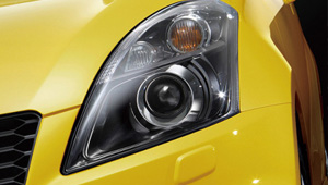 Swift Sport HID headlights with washers