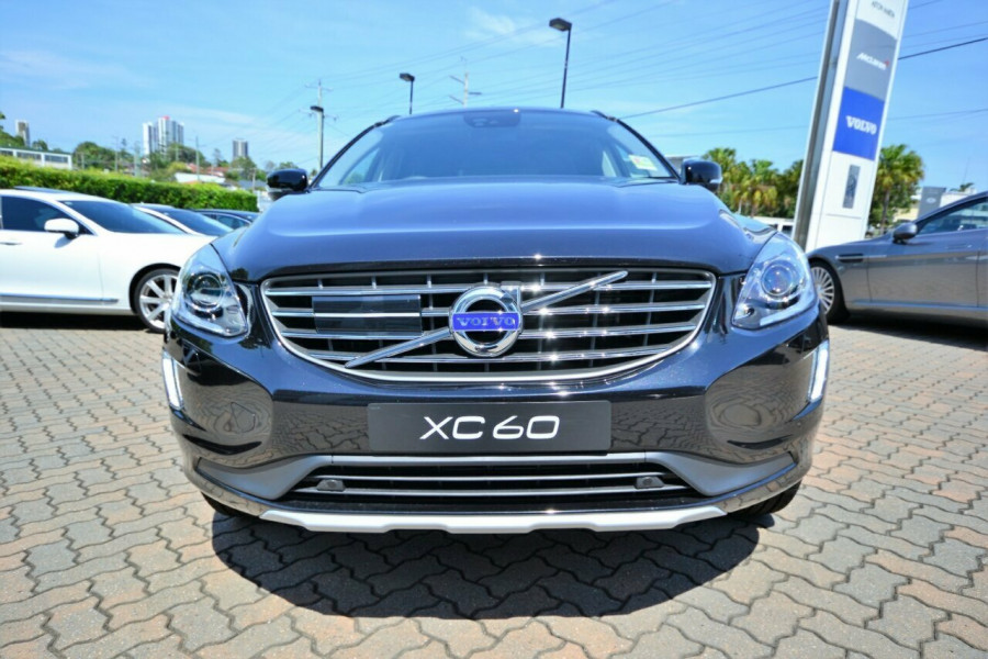 2016 MY17 Volvo XC60 DZ D4 Luxury Suv