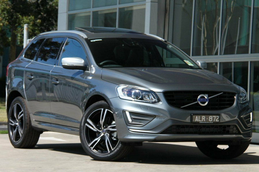 2016 my17 volvo xc60 t5 r design for sale melbourne city volvo. Black Bedroom Furniture Sets. Home Design Ideas