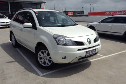 Renault Koleos Wagon H4