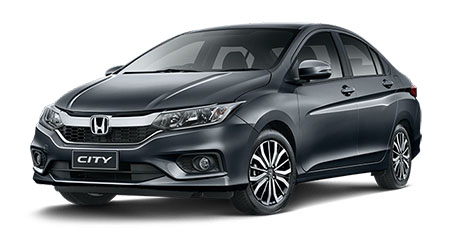 2017 MY18 Honda City GM VTi-L Sedan