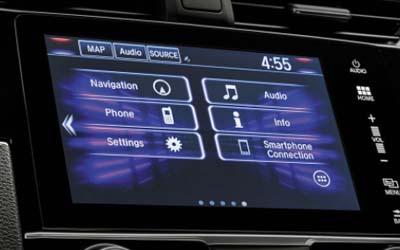 Civic Sedan Display Audio