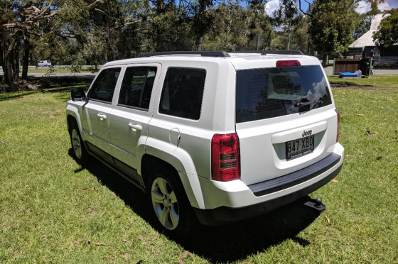 2013 Jeep Patriot MK  Sport Wagon