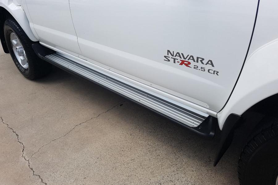 2009 Nissan Navara D22  ST-R Utility