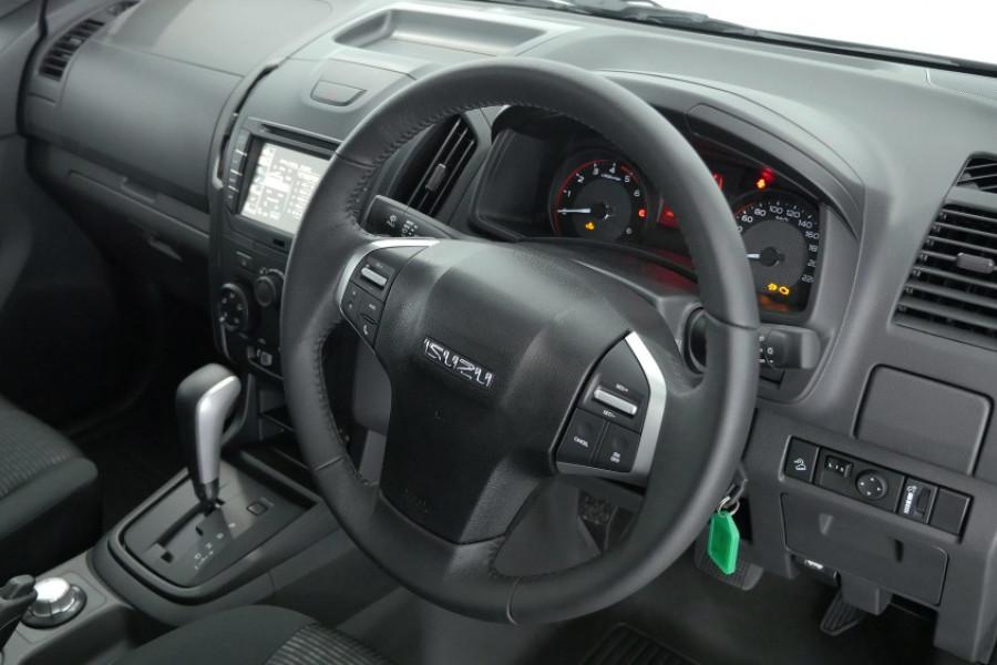 2017 Isuzu UTE D-MAX 4x4 SX Crew Cab Chassis Crew cab