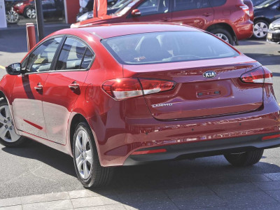 2018 Kia Cerato Sedan YD S with AV Sedan