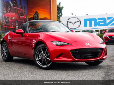 Mazda MX-5 2.0L Roadster GT ND