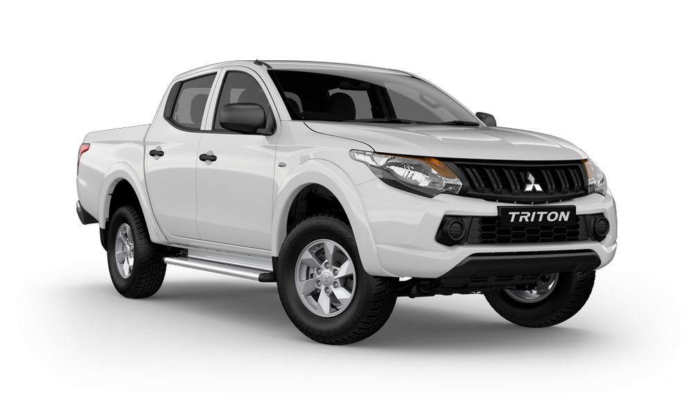 17MY TRITON GLX+ 4WD DOUBLE CAB MANUAL