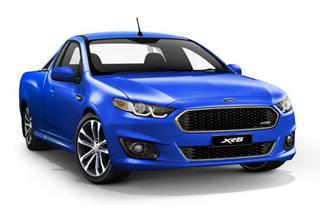 Ford FG X Falcon Ute for sale in Brisbane