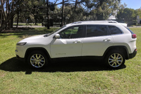 2014 Jeep Cherokee KL Limited Wagon