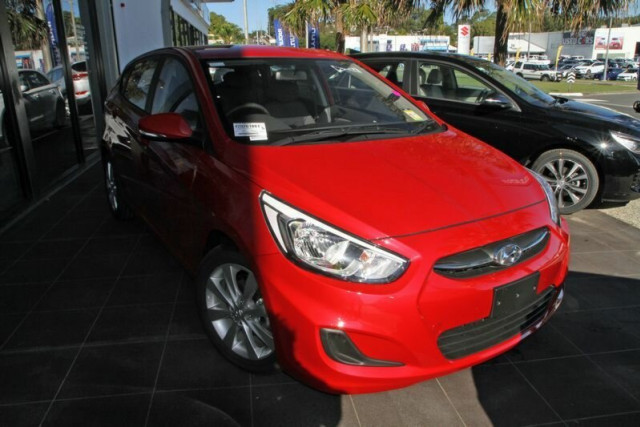 2017 MY18 Hyundai Accent RB6 Sport Hatch Hatchback