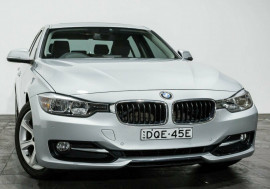 BMW 320D F30 MY0812