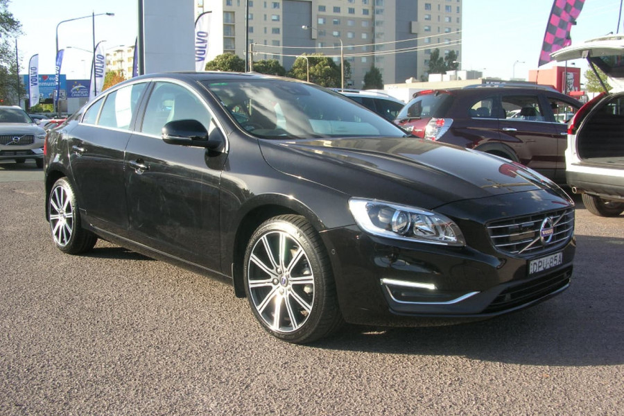 2016 MY17 Volvo S60 F Series  T5 T5 - Luxury Sedan