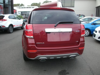 2016 Holden Captiva CG Turbo LTZ Awd wagon