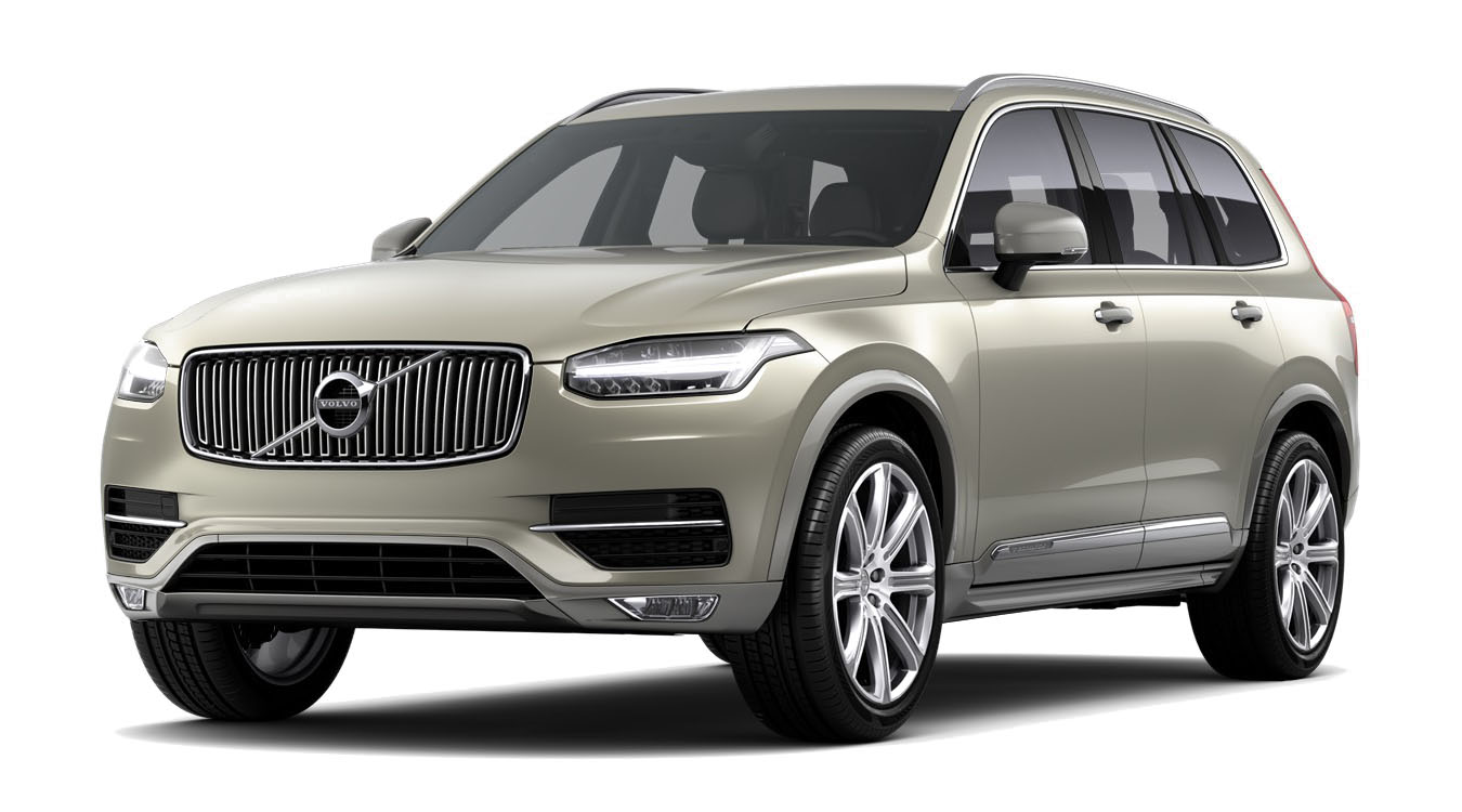 2017 MY18 Volvo XC90 L Series T6 Inscription Sedan