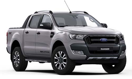 2017 MY18 Ford Ranger PX MkII 4x4 Wildtrak Double Cab Pickup 3.2L Dual cab pick up