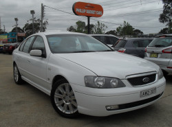 Ford Fairmont BF