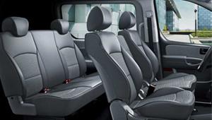 iLoad Six-seater Crew Van