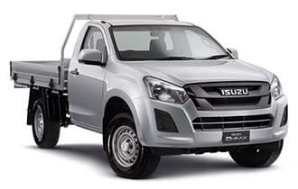 4x2 SX Single Cab Chassis High-Ride