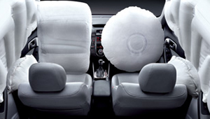 Six airbags