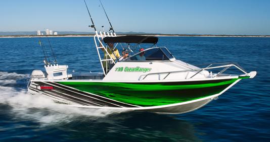 739 Ocean Ranger Features