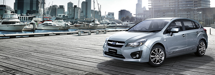 Impreza 2.0i Luxury Limited Edition