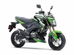 New Kawasaki Z125 Pro KRT Replica