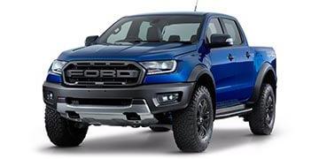 New Ford Ranger Raptor