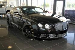 Bentley Continental GT Speed 3W MY15
